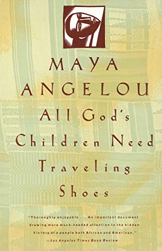 All God's Children Need Traveling Shoes von Vintage