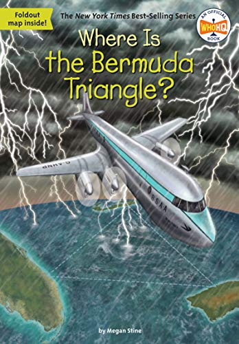 Where Is the Bermuda Triangle? von Penguin Workshop