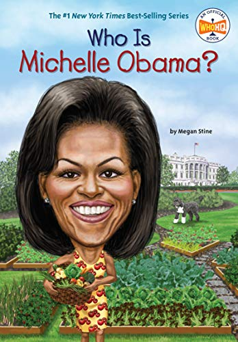 Who Is Michelle Obama? (Who Was?) von Penguin Workshop