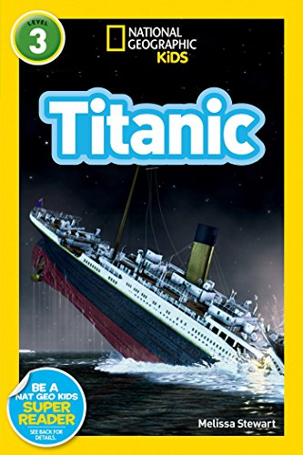National Geographic Readers: Titanic von National Geographic Children's Books