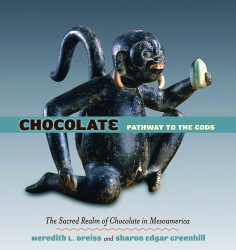 Chocolate: Pathway to the Gods [With DVD] von UNIV OF ARIZONA PR