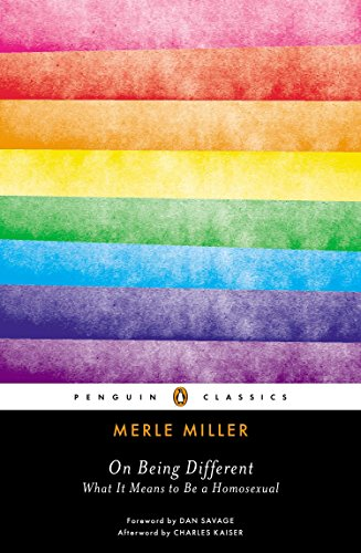 On Being Different: What It Means to Be a Homosexual (Penguin Classics) von Penguin Classics
