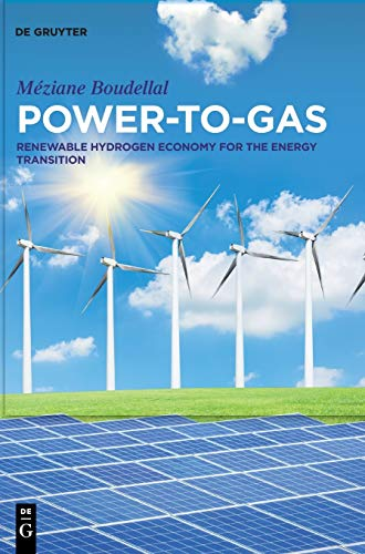 Power-to-Gas: Renewable Hydrogen Economy for the Energy Transition von de Gruyter