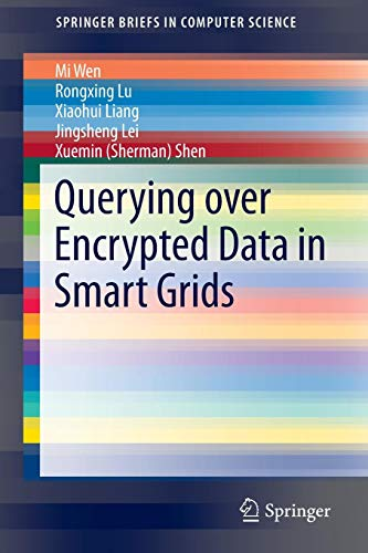 Querying over Encrypted Data in Smart Grids (Springer Briefs in Computer Science) von Springer