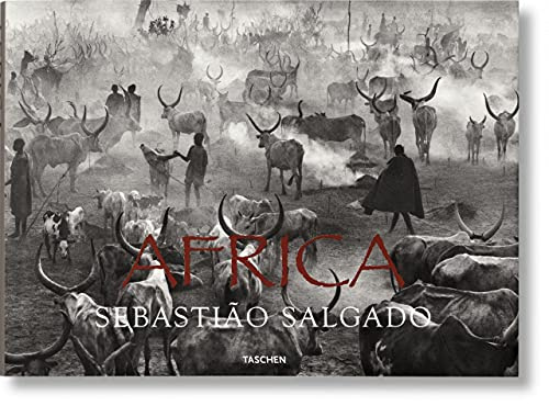 Sebastião Salgado. Africa: Eye on Africa - Thirty Years of Africa Images, Selected by Salgado Himself von Taschen Verlag