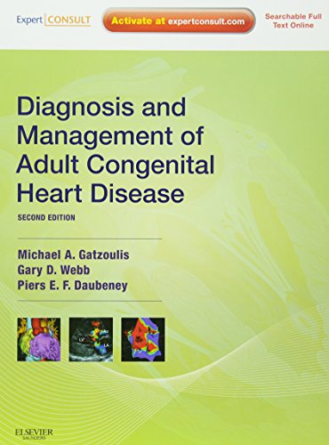 Diagnosis and Management of Adult Congenital Heart Disease (Expert Consult Title: Online + Print) von Churchill Livingstone