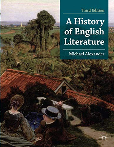 A History of English Literature (Palgrave Foundations Series)