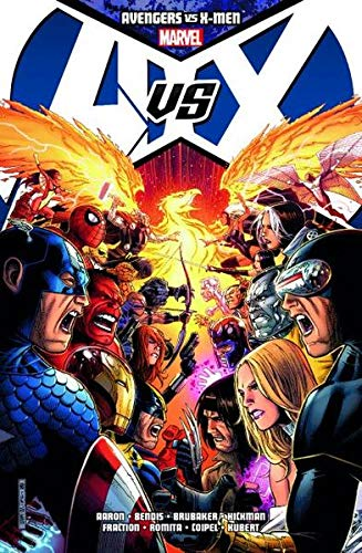 Avengers vs. X-Men von Panini Manga Und Comic; Marvel Comics
