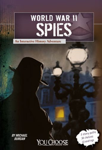 World War II Spies: An Interactive History Adventure von CAPSTONE PR