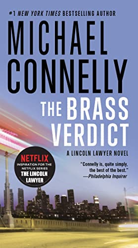 The Brass Verdict (A Lincoln Lawyer Novel) von Grand Central Publishing