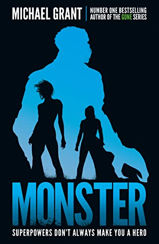 Monster (The Monster Series) von Egmont UK Limited