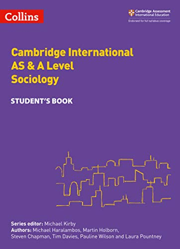 Cambridge International AS & A Level Sociology Student's Book (Collins Cambridge International AS & A Level) von HarperCollins Publishers