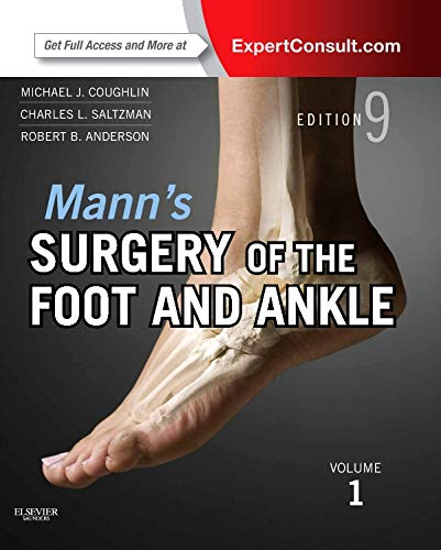 Mann's Surgery of the Foot and Ankle