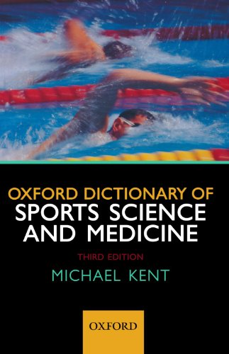 Oxford Dictionary of Sports Science and Medicine von Oxford University Press, USA