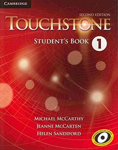 Touchstone Level 1 Student's Book von Cambridge University Press
