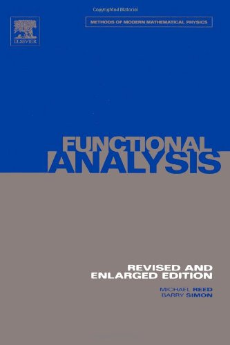 Methods of modern mathematical physics, Volume 1: Functional analysis von Academic Press