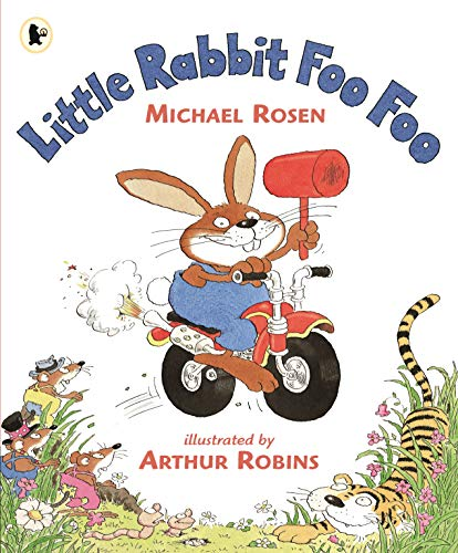 Rosen, M: Little Rabbit Foo Foo von Walker Books Ltd.