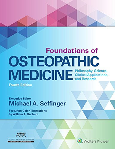 Foundations of Osteopathic Medicine: Philosophy, Science, Clinical Applications, and Research von Lippincott Williams&Wilki