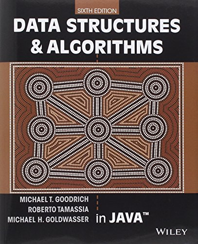 Data Structures and Algorithms in Java von WILEY