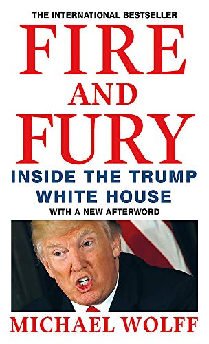 Fire and Fury von Little, Brown Book Group