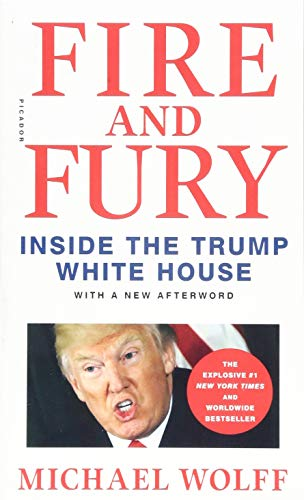 Fire and Fury: Inside the Trump White House (International Edition) von Macmillan USA