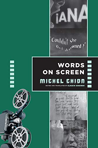 Words on Screen (Film and Culture)