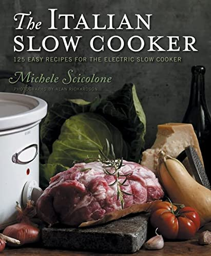 The Italian Slow Cooker: 125 Easy Recipes for the Electric Slow Cooker von Rux Martin/Houghton Mifflin Harcourt