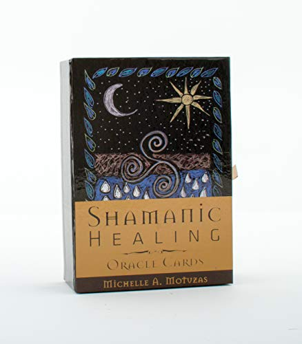 Shamanic Healing Oracle Cards von SCHIFFER PUB LTD