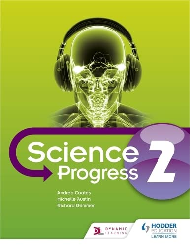 KS3 Science Progress Student Book 2 von Hodder Education