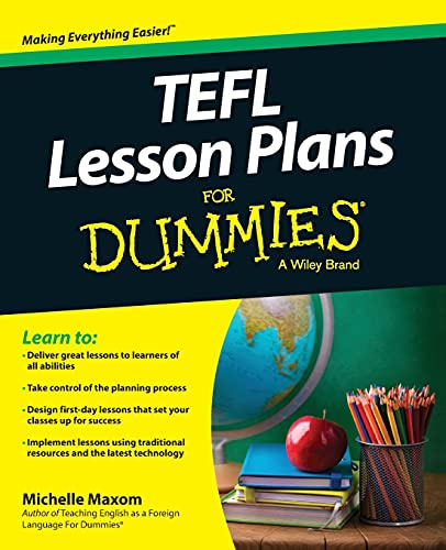 TEFL Lesson Plans For Dummies von Wiley