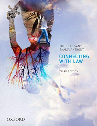 Connecting with Law von OXFORD UNIV PR