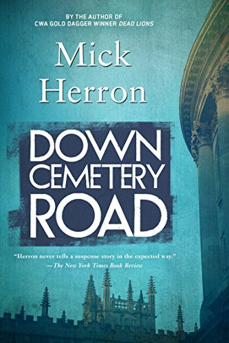 Down Cemetery Road (The Oxford Series, Band 1) von Soho Crime