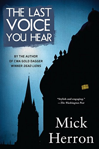 The Last Voice You Hear (The Oxford Series, Band 2) von Soho Crime