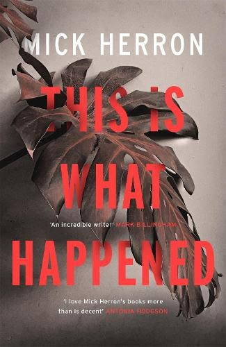 This is What Happened von John Murray Press