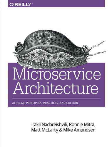 Microservice Architecture: Aligning Principles, Practices, and Culture von O'Reilly Media, Inc, USA