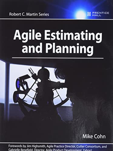 Agile Estimating and Planning (Robert C. Martin) von Pearson Education