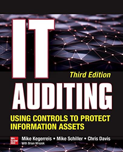 It Auditing: Using Controls to Protect Information Assets