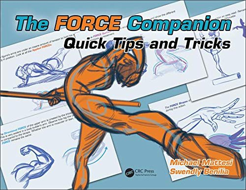 Mattesi, M: The FORCE Companion (Force Drawing) von Taylor & Francis Ltd