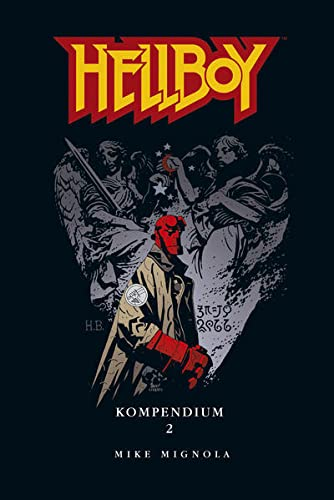 Hellboy Kompendium 2 von Cross Cult