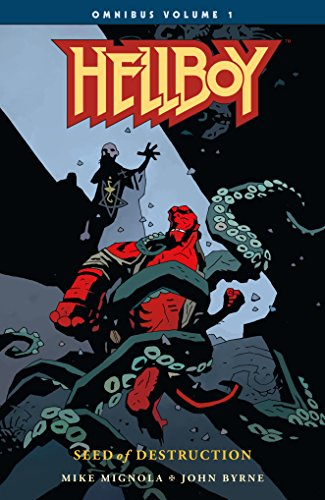 Hellboy Omnibus Volume 1: Seed of Destruction von Dark Horse Books