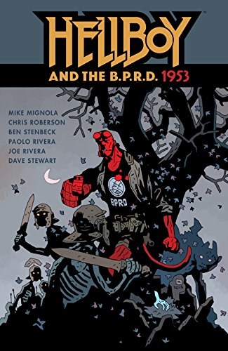 Hellboy and the B.P.R.D.: 1953 von Dark Horse Books