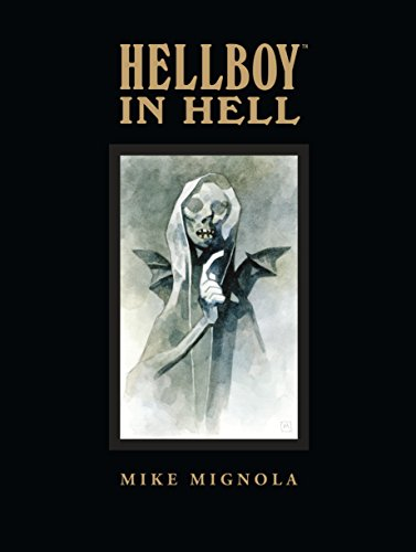 Hellboy in Hell Library Edition von Dark Horse Books