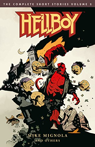 Hellboy: The Complete Short Stories Volume 2 von Dark Horse Books