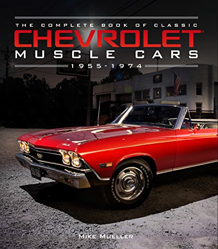 The Complete Book of Classic Chevrolet Muscle Cars: 1955-1974 von Quarto Publishing Plc