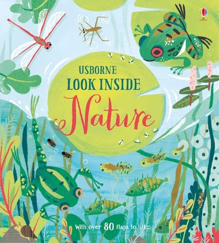 Look Inside: Nature von Usborne Publishing