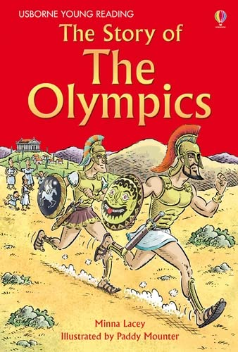The Story of the Olympics (3.2 Young Reading Series Two (Blue)) von Usborne Publishing