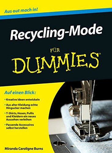 Recycling-Mode für Dummies von Wiley-VCH