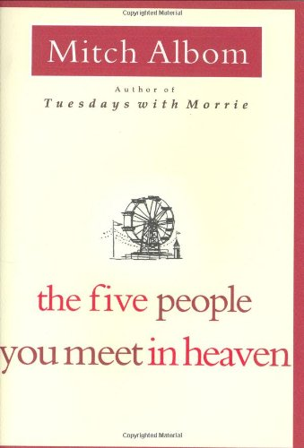The Five People You Meet in Heaven von Hyperion