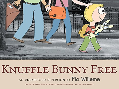 Willems, M: Knuffle Bunny Free: An Unexpected Diversion von Walker Books Ltd