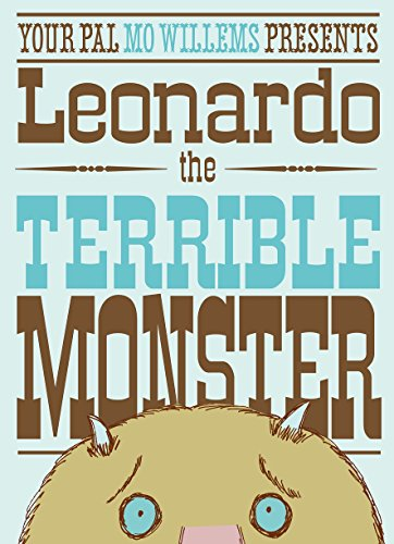 Leonardo the Terrible Monster von Walker Books Ltd